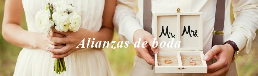 Alianzas de boda